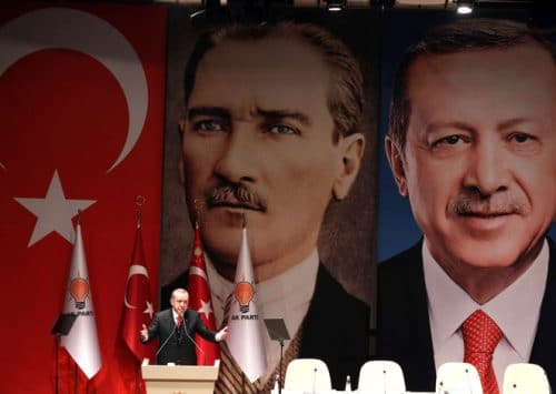 With Islamization, Erdogan Is Reshaping Atatürk's Turkey