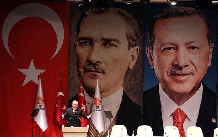 With Islamization, Erdogan Is Reshaping Atatürk's Turkey