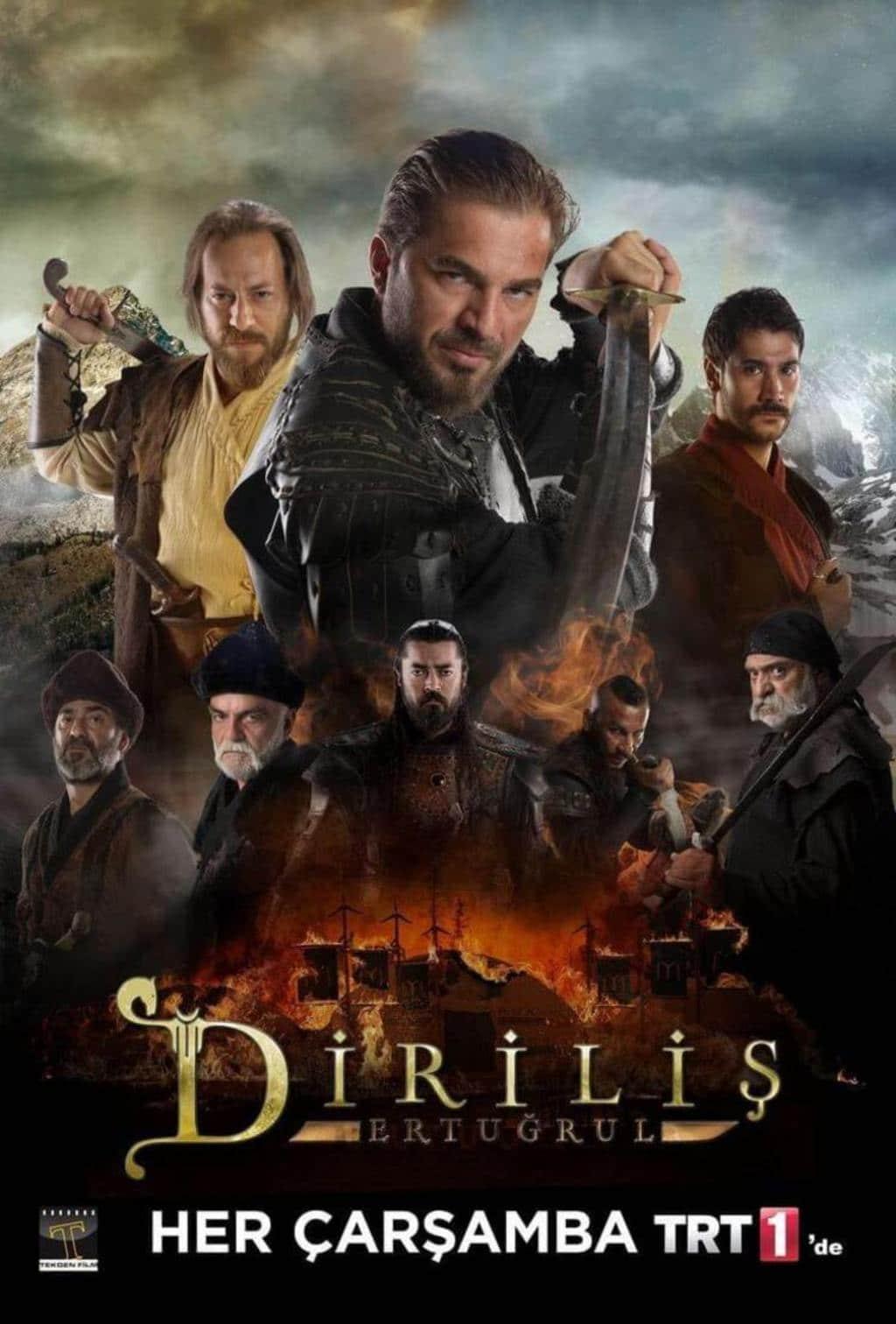 Turkey- Dirilis Ertugrul