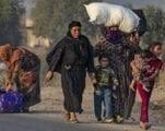 داعش يشن هجوماً بالتزامن مع الحملة التركية على شمال شرق سوريا