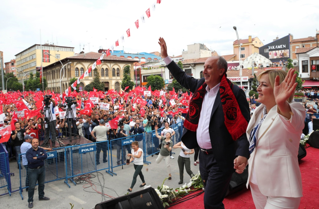 Turkey- Muharrem Ince