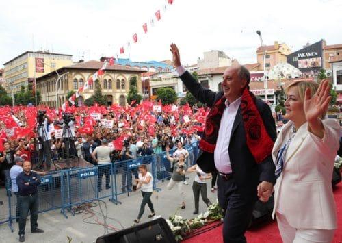 Turkey's Opposition: Underdogs United