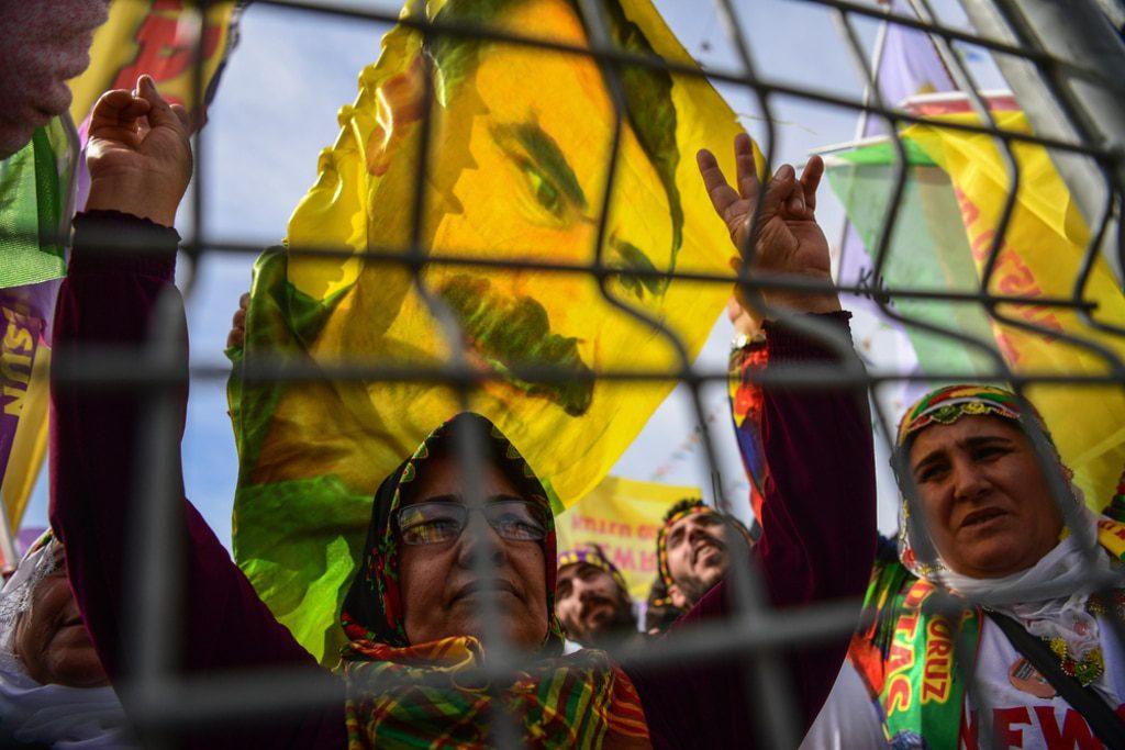 Turkey- Abdullah Ocalan