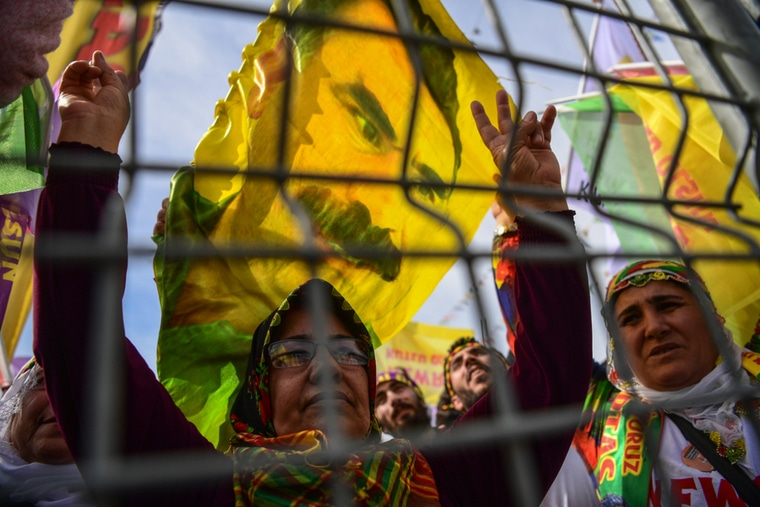 In Turkey, Violence Starts as Hunger Strikes End