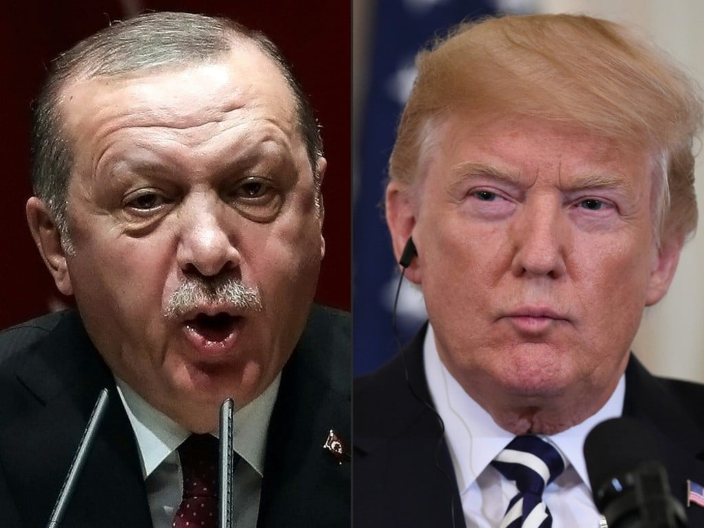 Turkey- Turkey-US relations