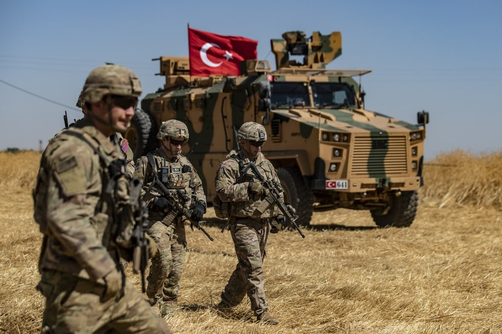 Turkish military syria