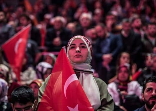 In Turkey, Calling Early Elections Could Be President Erdogan's Master Stroke