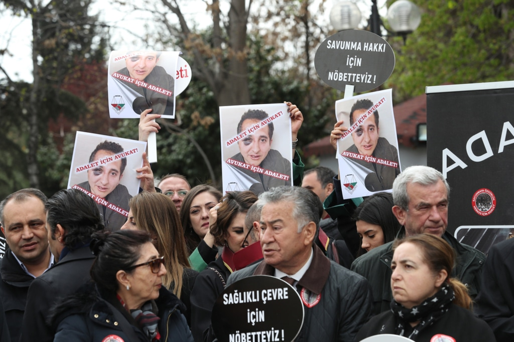 Turkey- vigil for justice