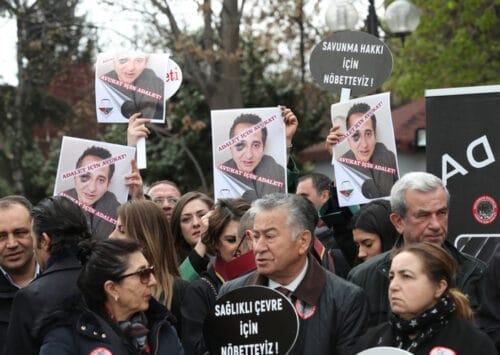 Human Rights in Turkey: A Tired Tune