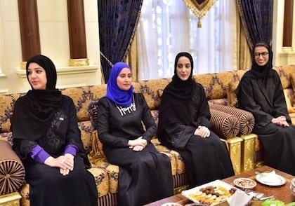 UAE Between Geo-Political Dangers and Happiness