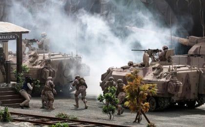 القوة العسكرية الإماراتية: أكبر حجماً من مجموع أجزائها
