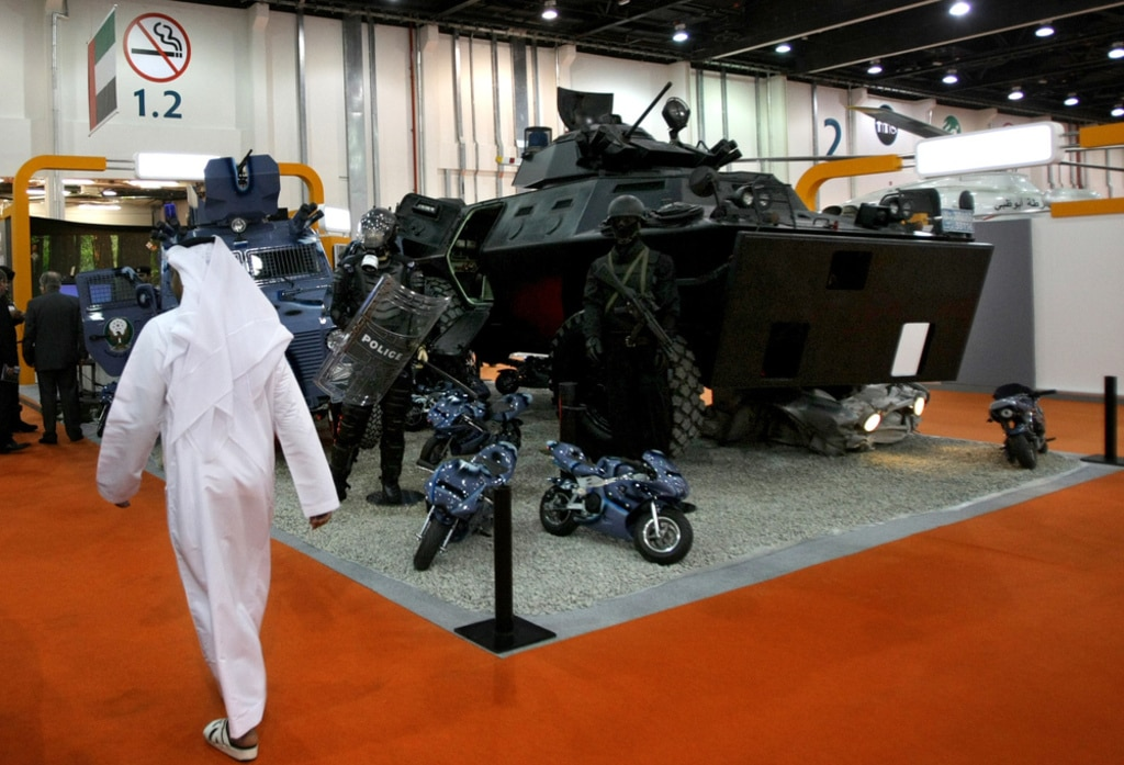 UAE- International Security exhibition