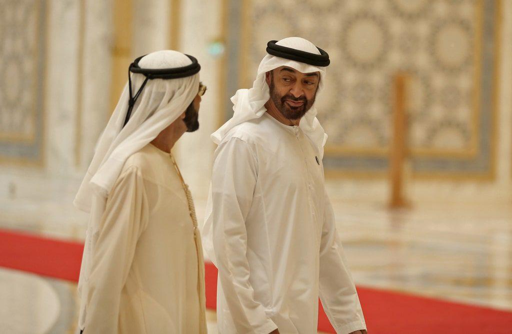 UAE- Mohammed bin Zayed