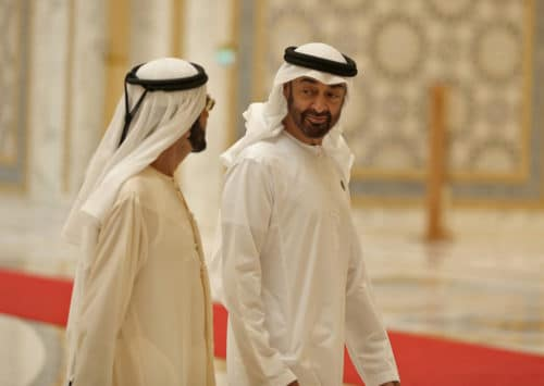 The Imperial Agenda of the United Arab Emirates (UAE)