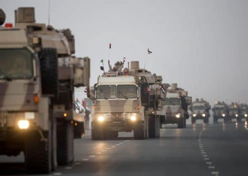 The UAE Expands Military Influence in the Middle East and Beyond