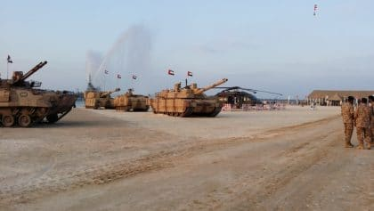 UAE- UAE military
