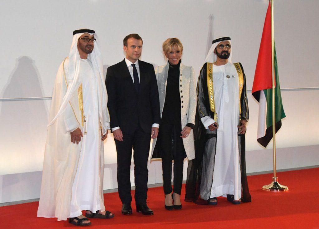 UAE- Mohammed bin Zayed Al-Nahyan