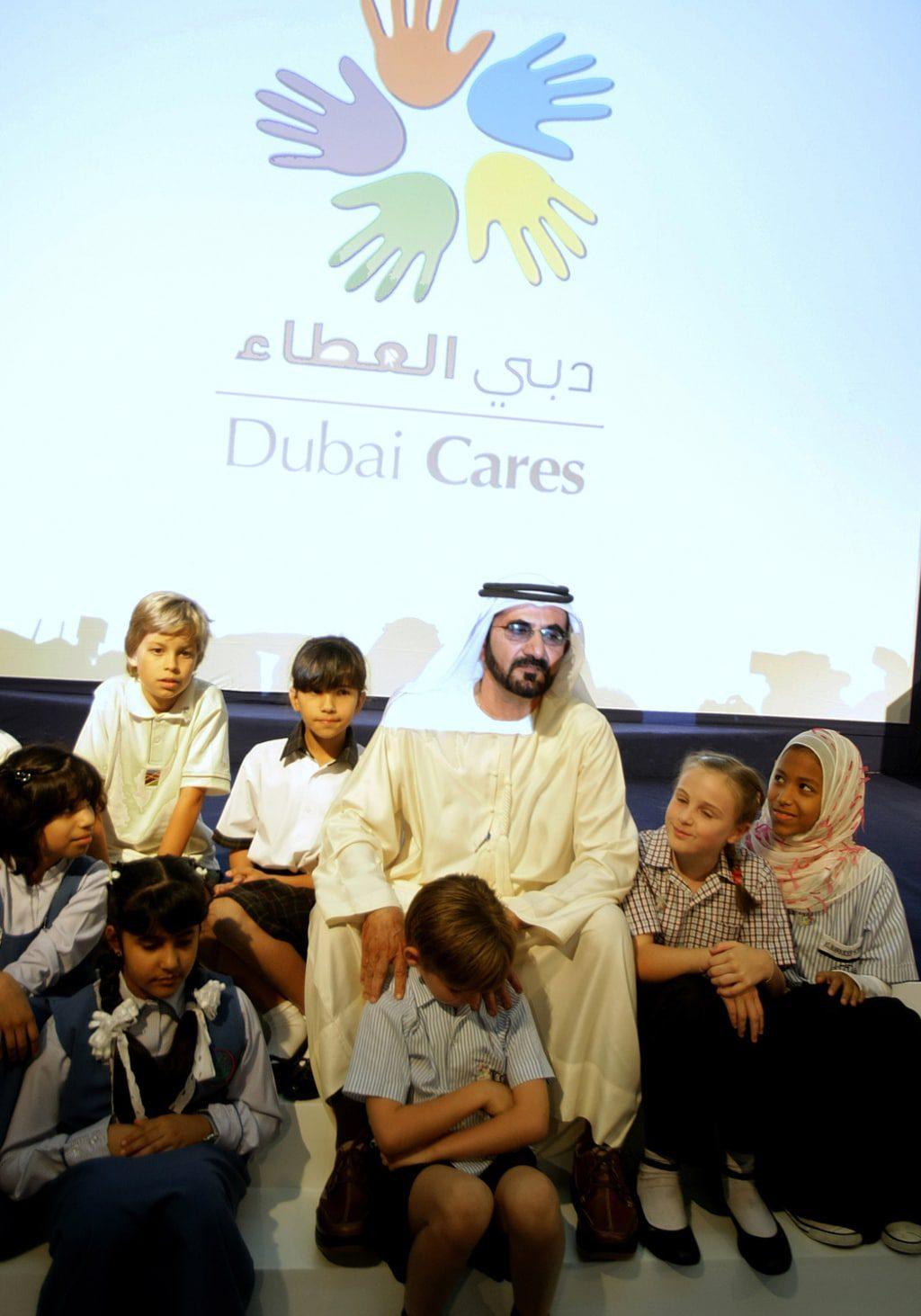 UAE-society-Mohammed bin Rashid al-Maktoum
