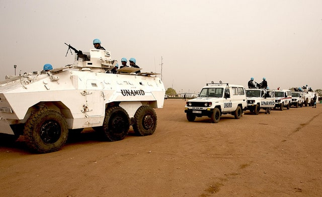 UNAMID Sudan Governance
