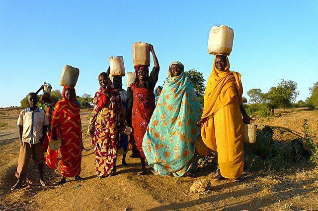 السكان السودان قبيلة البقارة