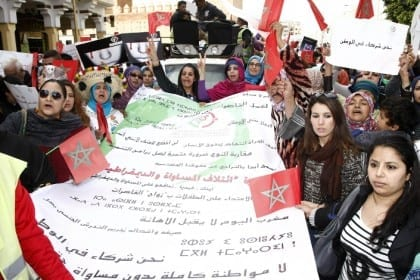 Status of Human Rights in Morocco Not Living Up to Expectations