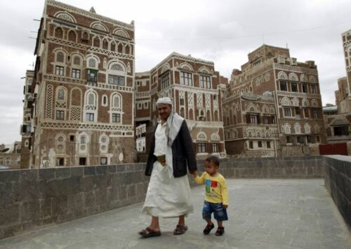 Yemen's Architectural Gems Under Threat as War Rages On