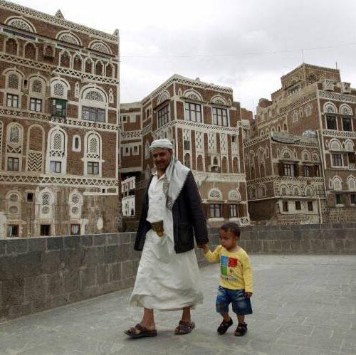 الحرب تهدد الكنوز المعمارية اليمنية الفريدة