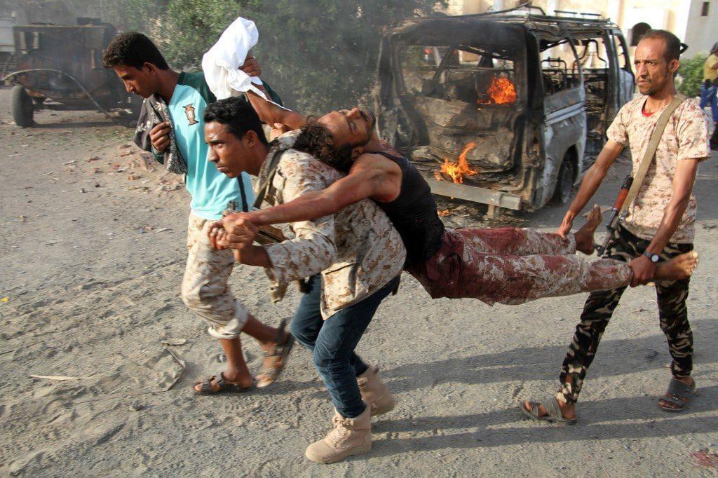 Yemen- al-Qaeda yemen