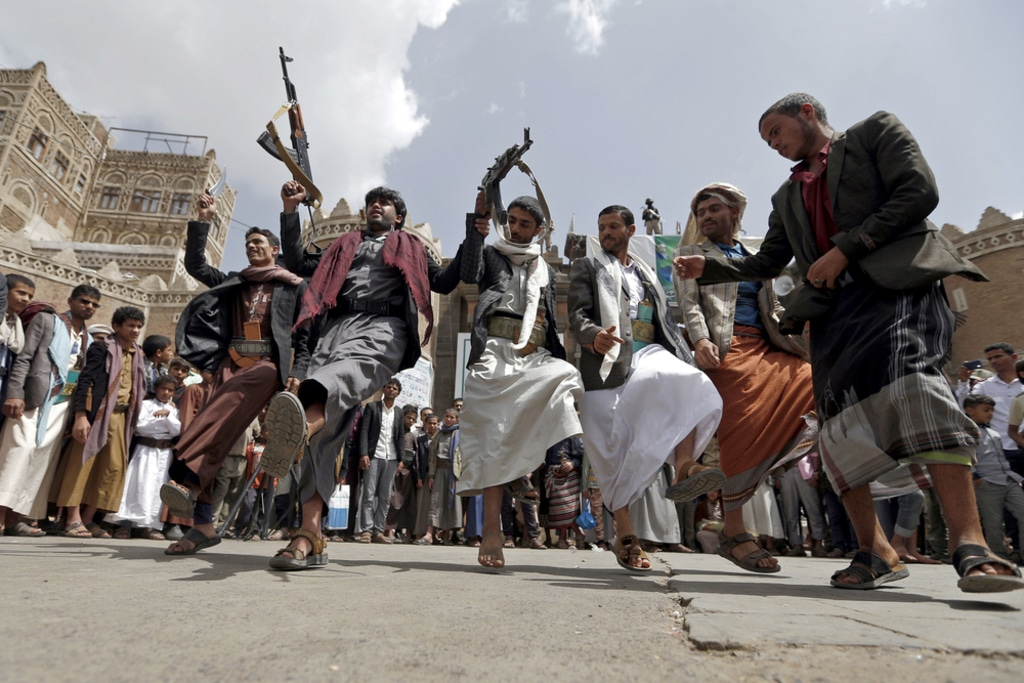 Yemen- Houthi rebels