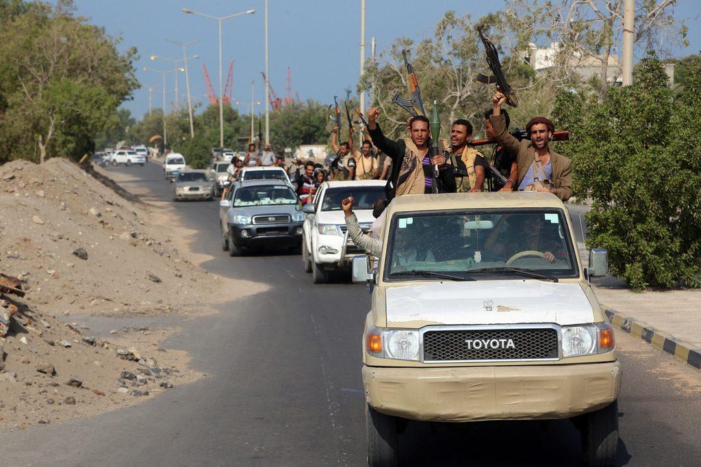 Yemen- Houthis