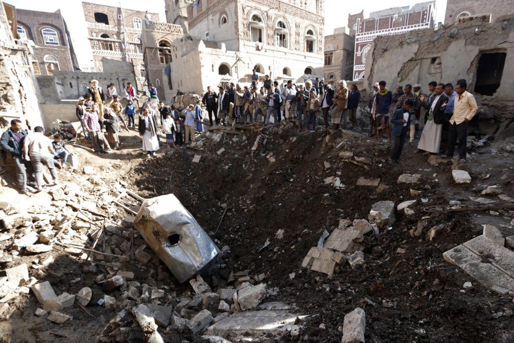 Yemen- War in Yemen