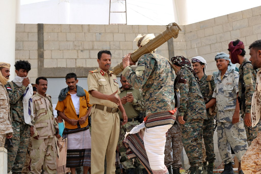 Yemen- Southern Transitional Council