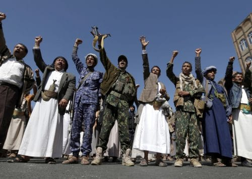 War in Yemen Further Complicated by Saudi Arabia-Iran Rivalry