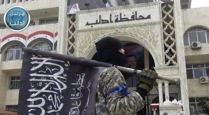 al-Nusra Front Idlib