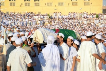 In Algeria, Political Dinosaurs Battle for Supremacy