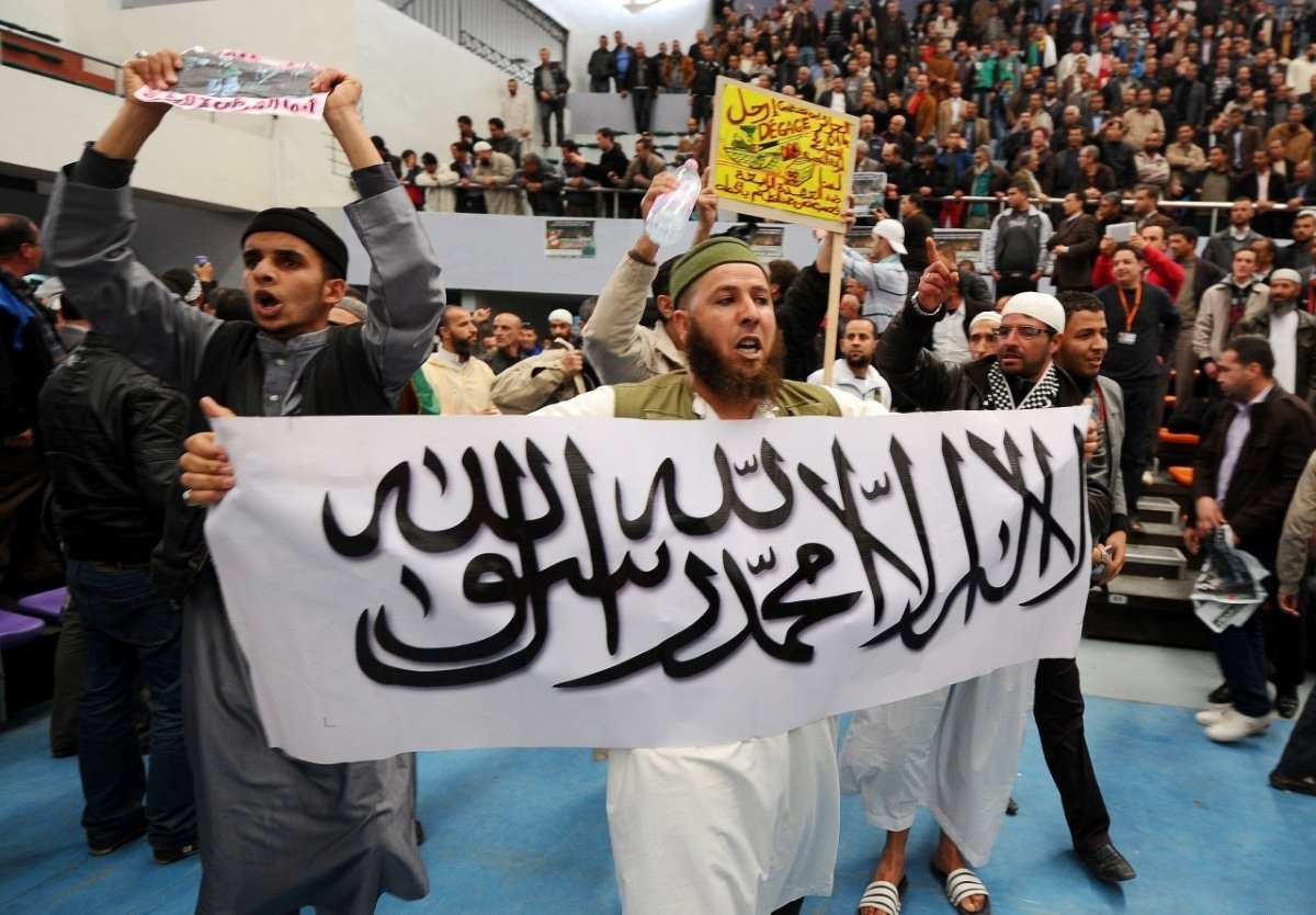 A new type of salafism, called purist or scientific salafism, is on the rise in Algeria