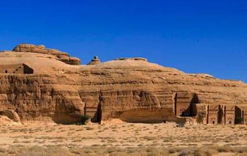 المواقع الأثرية في السعودية