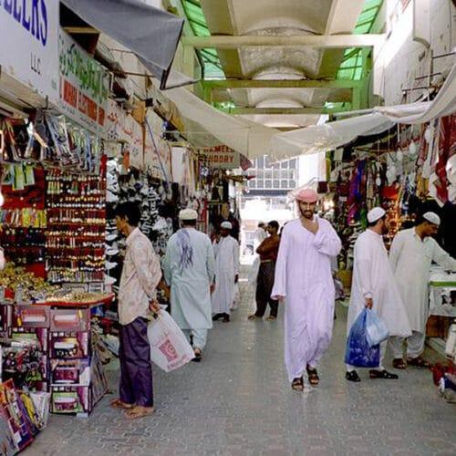 السكان في الإمارات العربية المتحدة