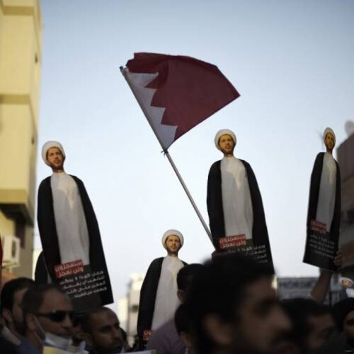International Community Turns Blind Eye to Executions in Bahrain