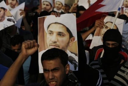 Bahrain Faced a Stalemate in 2015