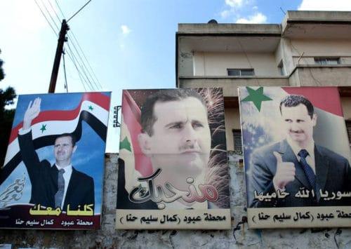 بشار الأسد (منذ 2000)