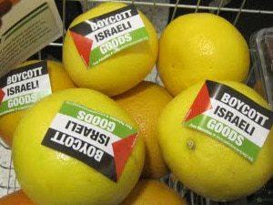 Boycott Against Israel