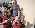 المآسي التي يعيشها المسيحيون تحت حكم الدولة الإسلامية