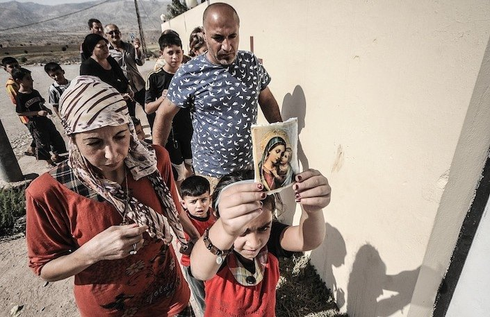 Tragedies of Christians Living Under Rule of Islamic State