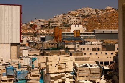 West Bank Construction
