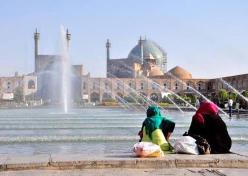 ثقافة إيران
