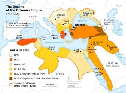 decline of the ottoman empire turkey ottoman decline 720 02
