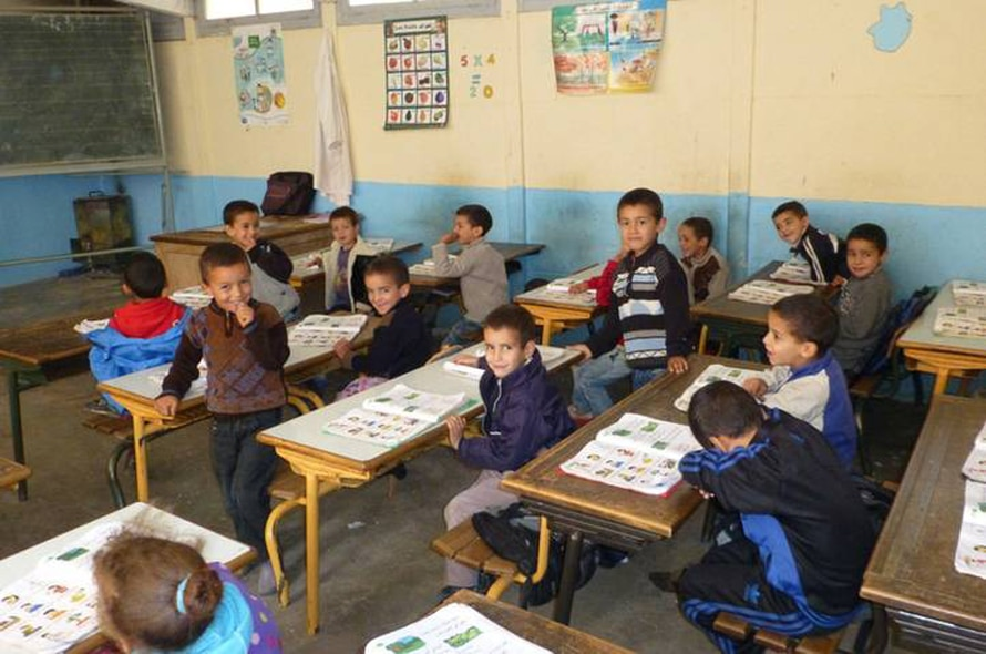Education in the Middle East and North Africa