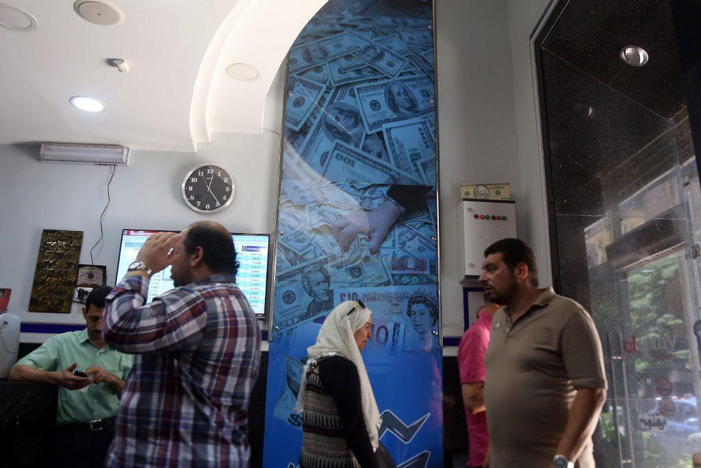 أزمة الدولار مصر الإقتصاد