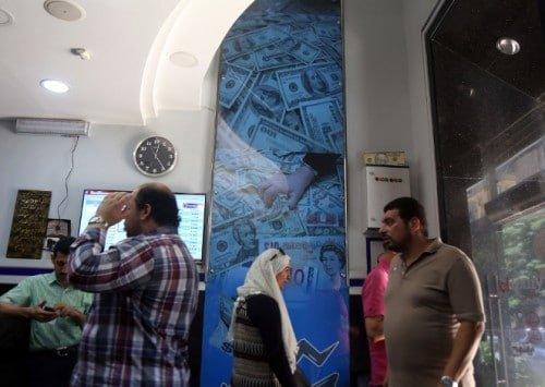 Dollar Crisis pushes Egypt's Economy to the Brink